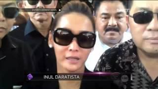Video CJ: Inul Datangi Keluarga Korban Ledakan di Karaoke Miliknya