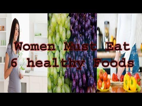 Women Must Eat 6 healthy Foods in Pregnancy