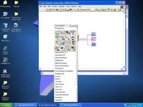 Using Shared Libraries in LabVIEW
