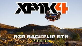 RJ Anderson | XP1K4 - RZR Backflip BTS