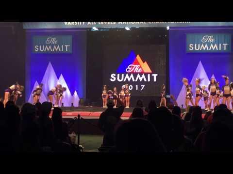 Rockstar Cheer || AC/DC || The Summit - Day 2