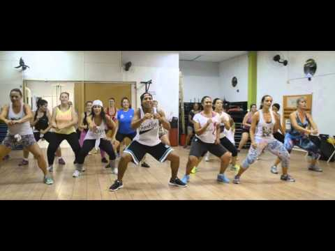 ZUMBA – Vem Tchutchuca (Brazilian Funk)