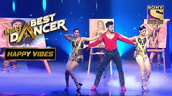 Terence  Jaane Do Na Contemporary Dance Style Indias Best Dancer Happy Vibes