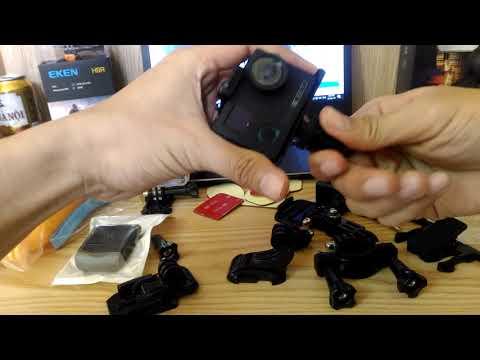 Hướng Dẫn Cách Sử Dụng Phụ Kiện Camera Hành Trình Xe Máy- Camera Hành động.