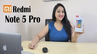 Xiaomi Redmi Note 5 Pro Unboxing and Overview- In Hindi