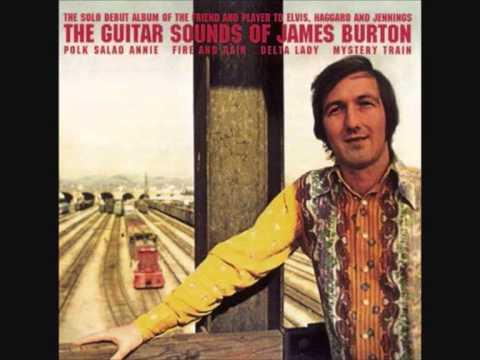 James Burton Suzie Q