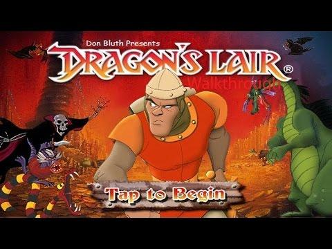 Dragon's Lair - Gameplay do Início ao Fim - Retro Xbox 360 One