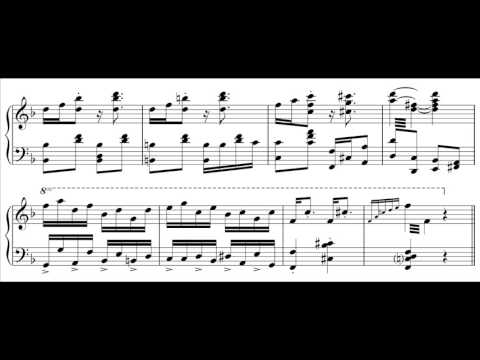 Star Wars Cantina Band Sheet Music Transcription Youtube