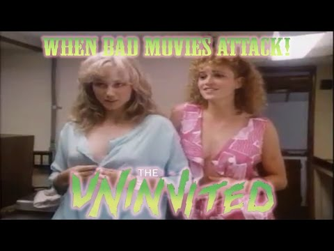Uninvited 1988 Mutant Killer Cat?   When Bad Movies Attack!