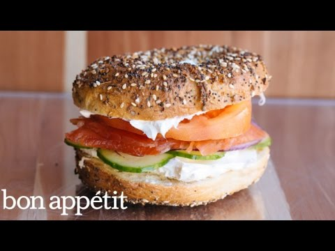 You Really Need to Try This Bagel | Bon Appetit