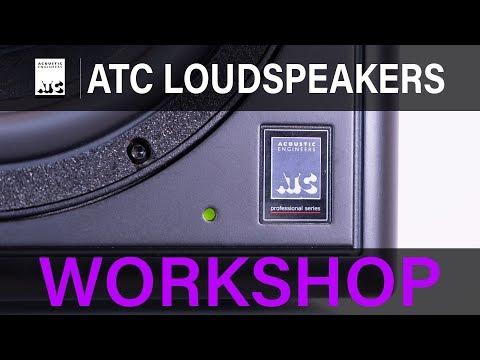 "ATC LOUDSPEAKERS WORKSHOP ""Studio Monitor Setup"""