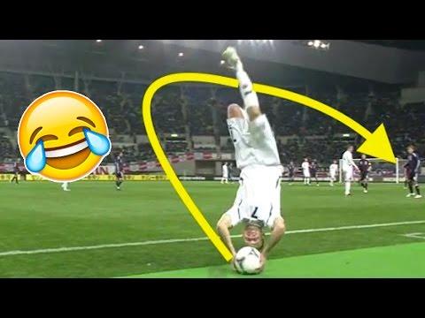 Best Funny Football Vines 2016 ● Goals l Skills l Fails #20