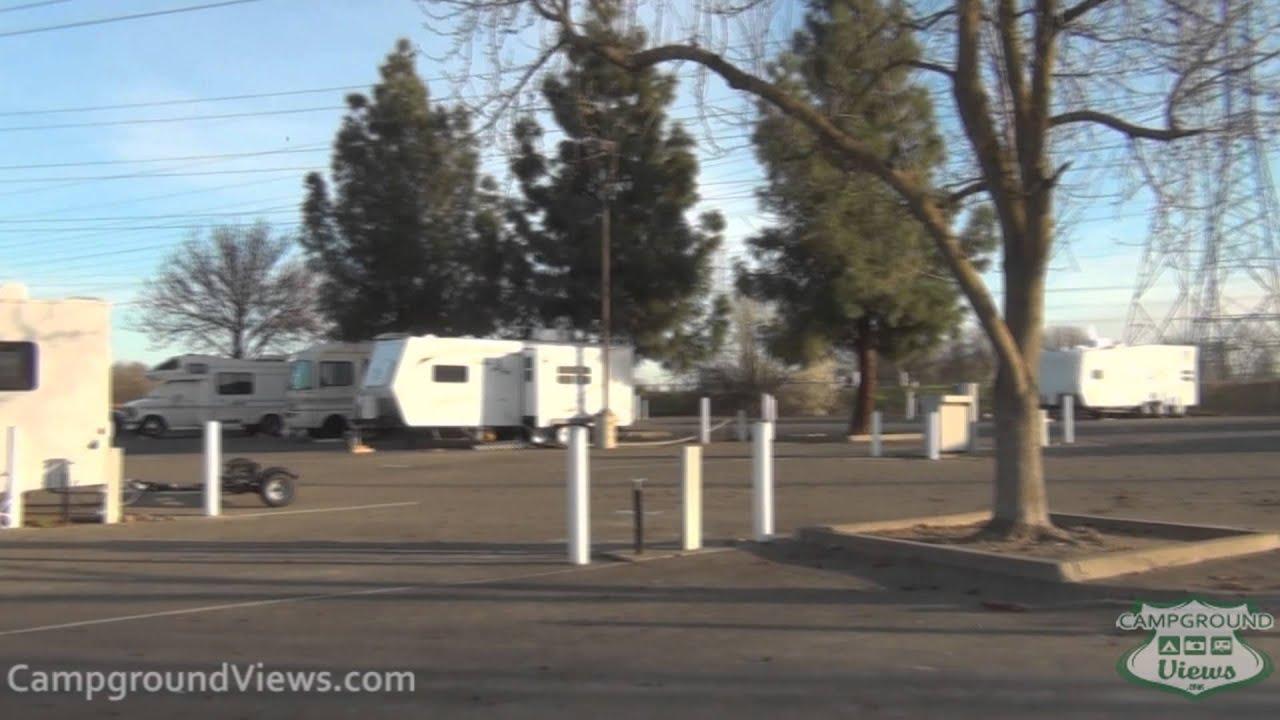 CampgroundViews com - Cal Expo RV Park Sacramento California CA