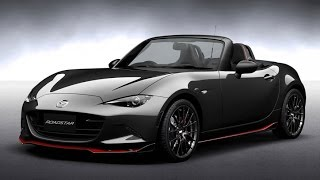 Mazda MX-5 Miata racing concept Review Rendered Price Specs Release Date