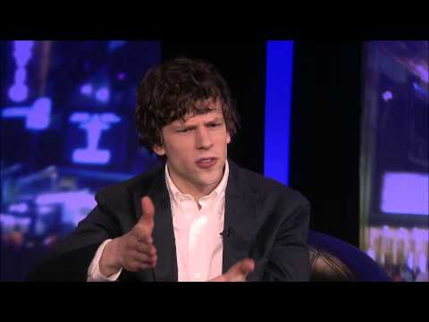 "Theater Talk: Actor/writer Jesse Eisenberg on ""The Revisionist"""