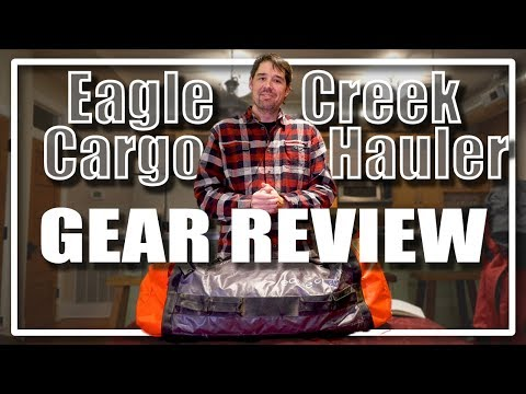 Eagle Creek Cargo Hauler Duffel Bag Review - What We Like And What Could Be Better