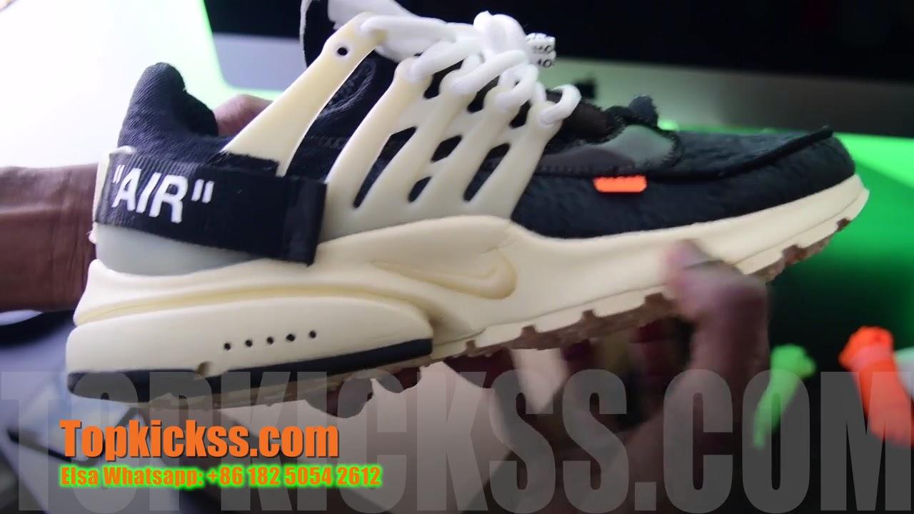 Best Off White x Nike Air