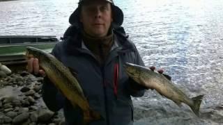 Рыбалка в Мурманской области(Рыбалка 2016 Кольский полуостров., 2017-01-19T19:32:29.000Z)