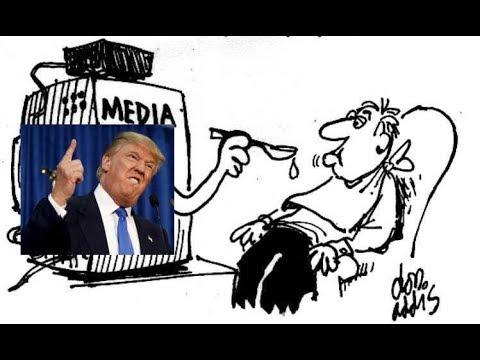 Donald Trump Is A DISTRACTION (Russia Lies, Media Lies, Slave Trade In Libya)