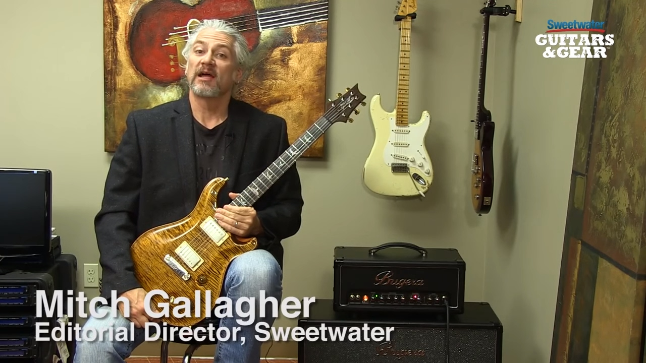bugera g5 infinium tube amplifier head review sweetwater sound youtube. Black Bedroom Furniture Sets. Home Design Ideas