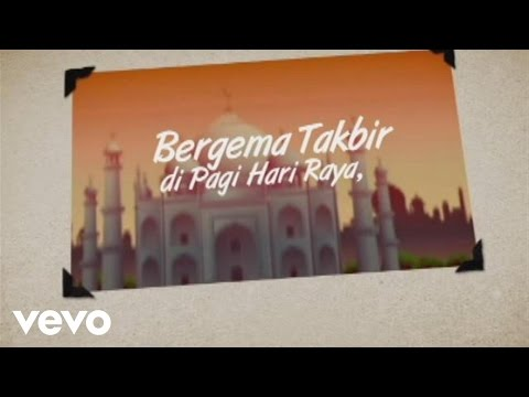 ForUToC - Bergema Takbir Di Pagi Raya (Lyric Video)