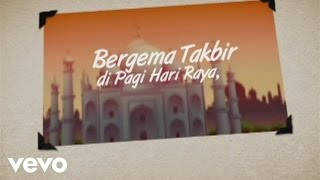 ForUToC - Bergema Takbir Di Pagi Raya (Lyric Video)