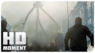 Первое нападение инопланетян - Война миров (2005) - Момент из фильма