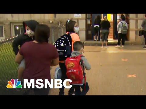 Breaking Down CDC Guidance On Sending Kids Back To School