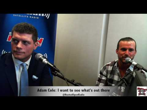 Adam Cole: I want to see what's available to me