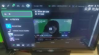 엑스박스원S 삼성TV플러스 OTT 완벽지원 엑스박스콘솔…