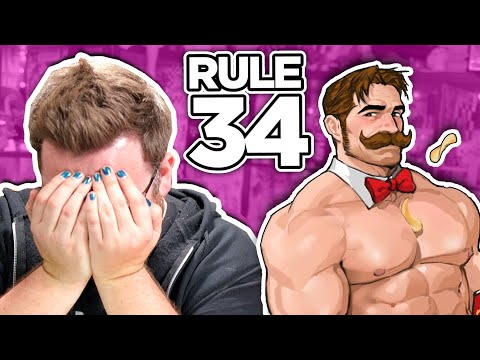 Trying To Find The Rarest Rule 34 (NSFW) #CONTENT