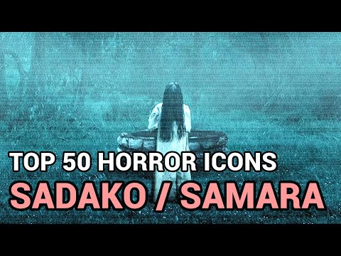 44. Sadako/ Samara (Horror Icons Top 50)