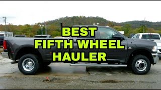 What's the best USED Pickup for hauling a Fifth Wheel!
