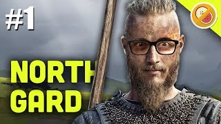 THE NEW VIKING KING!   Northgard Gameplay (Part 1 - Clan of the Stag)