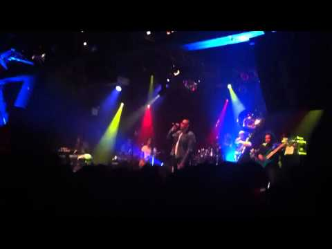 The Roots - Lighthouse feat. Dice Raw Live @ Highline Ballroom NYC HQ
