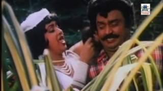 Indhiran Kettathu Pombalaiyale | Therkathi Kallan | Vijayakanth | Radhika
