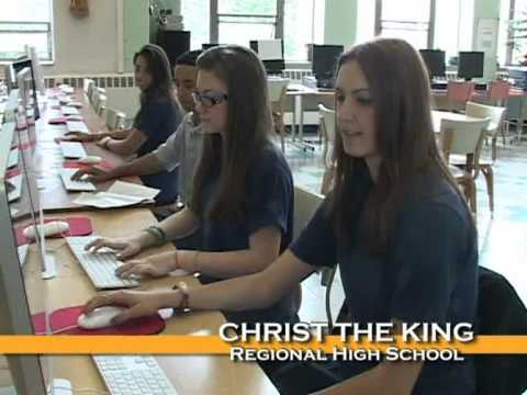 Christ the King Regional High School Open House 2011