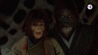 Фантастический фильм Тима Бёртона ¦ Планета обезьян  ¦ 11 мая в 20:15 на ТВ-3