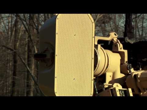 Kongsberg PROTECTOR CROWS with Escalation of Force package demonstration