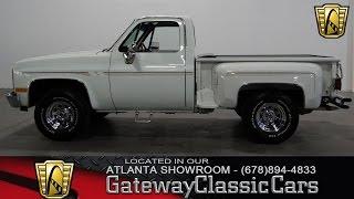 1987 Chevrolet R10 - Gateway Classic Cars of Atlanta #232