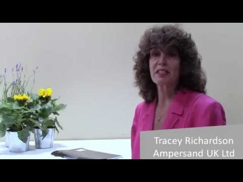 Charity Partnerships and Social Media - Tracey Richardson. Ampersand UK Ltd