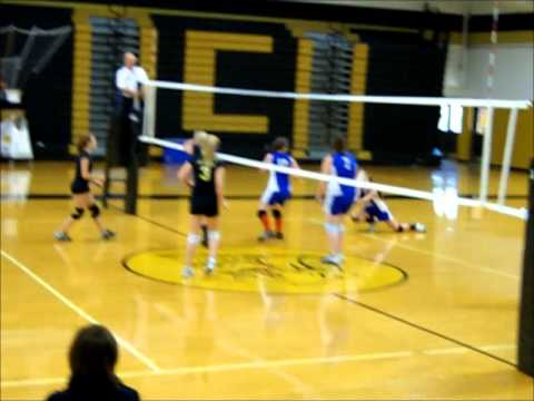 Worst volleyball player ever!
