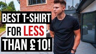 Best Men's T-Shirt For LESS Than £10! (Bershka, Asos, Jack & Jones, River Island, New Look Man)