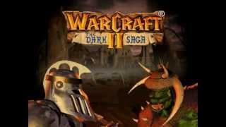 Warcraft II: The Dark Saga ... (PS1)