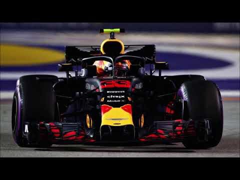 Max Verstappen team radio after podium finish - F1 2018 Singapore