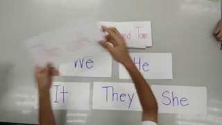 Pronouns Grade 2 (Game)