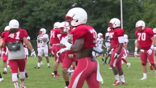 A Day in the Life: Marist Football