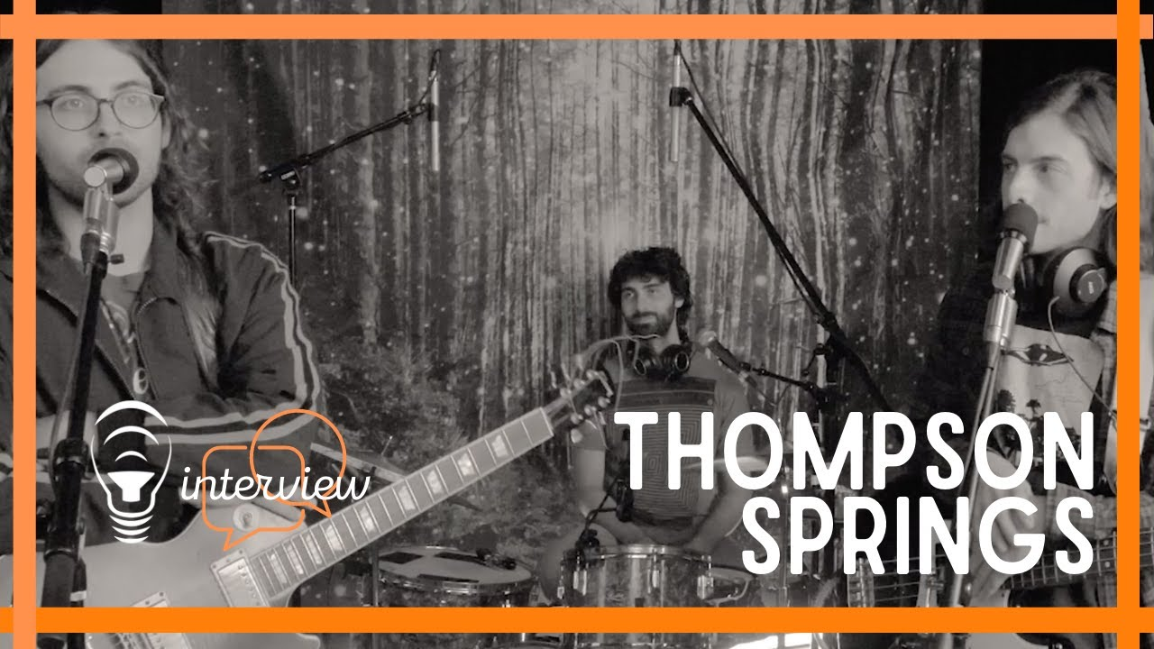 Artist Profile: Incandescent Sessions- Thompson springs