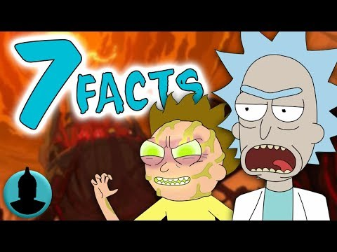 "7 Facts About Rick and Morty Season 3 Episode 8 ""Morty's Mind Blowers"" - (Tooned Up S4 E40)"