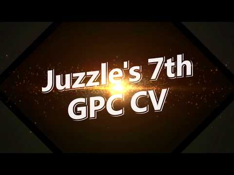 Juzzle's 7th GPC CV